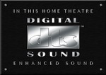 Sign DTS Digital Sound B