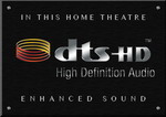 Sign DTS High Definition Audio B