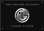Sign LG Cinema B