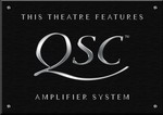 Sign QSC Amplifier B