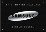 Sign Samsung Cinema B