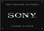 Sign Sony Cinema B