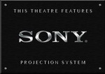 Sign Sony Projector B