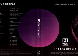 Review: Dolby Atmos Blu-Ray Demo Disc (Aug 2018)